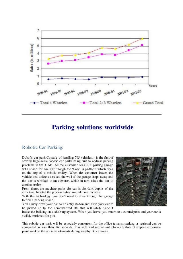 parking issues As more people move to cities, how can rapidly developing neighborhoods tackle parking challenges without gobbling up valuable urban space for off-street lots.