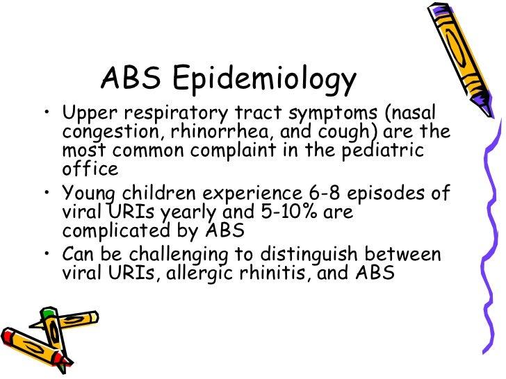 Common Pediatric Infections