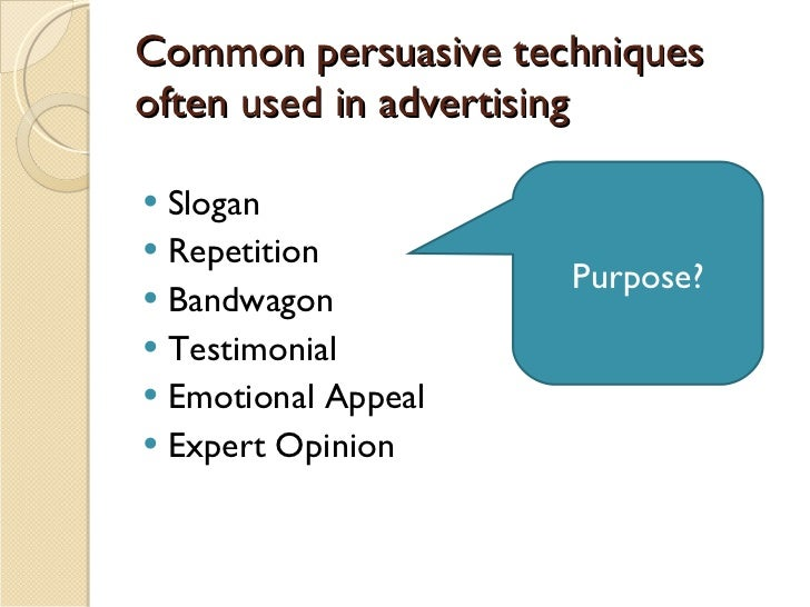 persuasion power point