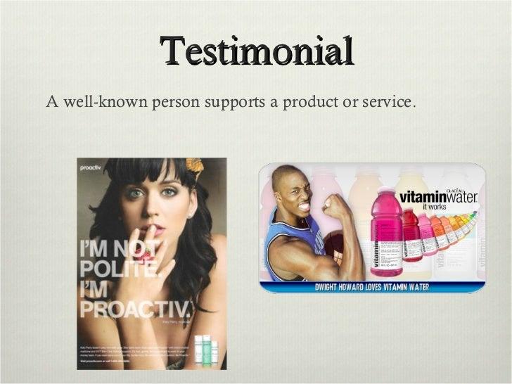 Persuasive print advertisements