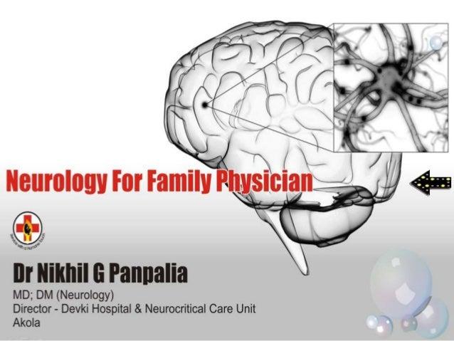 Common problems • Vertigo and dizziness • Stroke • Headache • Meningitis • Dementia and Parkinson disease I would like to ...