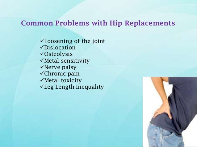Common Problems With Hip Replacements
