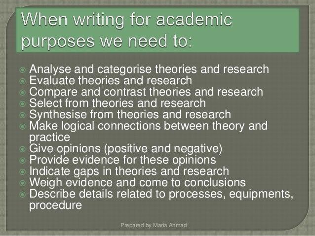 rhetorical functions in academic writing reflection