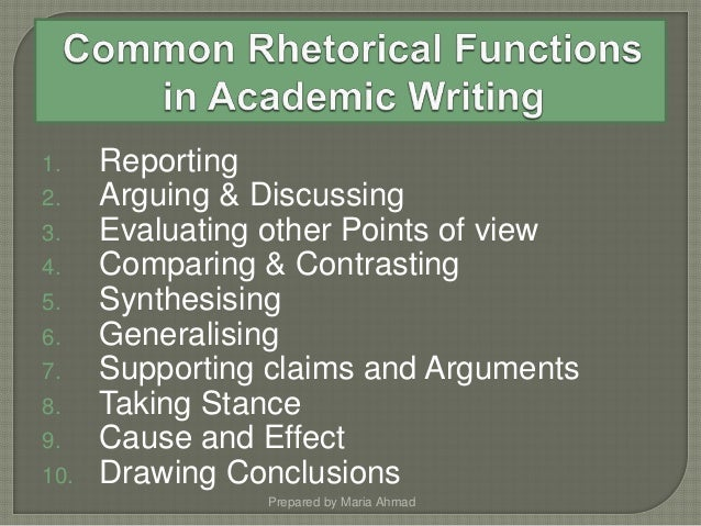 4 rhetorical functions A rhetorical question is asked just for effect or to lay emphasis on some rhetorical questions in literature are as function of rhetorical question.
