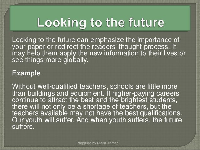 academic essay about life in the future A beginner's guide to writing in english for university study  basic academic essay  it will do is give you a solid base for you to build on in the future.