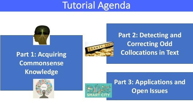 Commonsense knowledge for Machine Intelligence - part 1 Slide 3