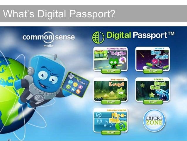 What's Digital Passport?