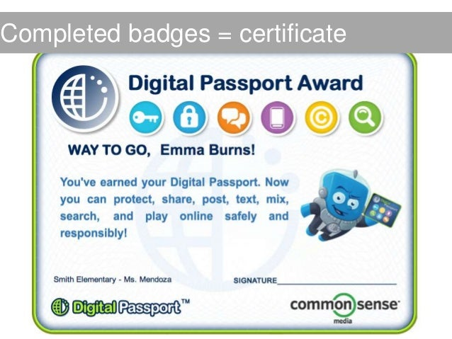 Let's go to Digital Passport to: • Register • Explore Tools for Educators • Set up classes/Register students • Overview of...