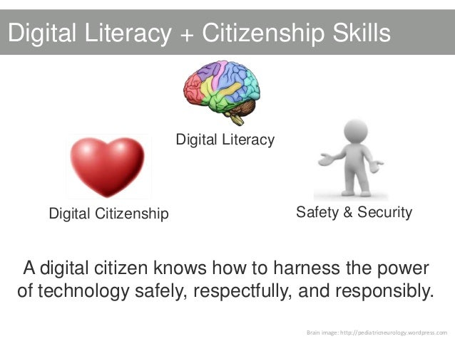 Digital Literacy + Citizenship Skills                         Digital Literacy   Digital Citizenship                      ...