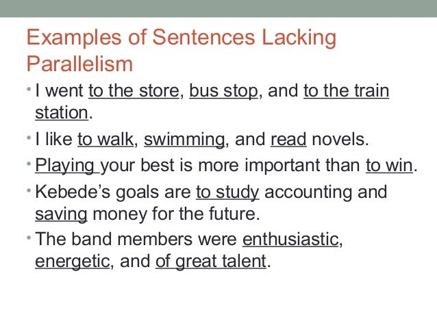 common sentence faults or errors and how to correct them