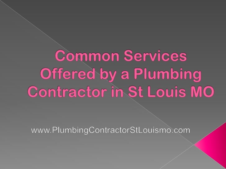 If you are still wondering about why you need tohire a plumbing contractor, then I think it would bebetter if you are goin...