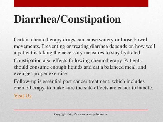 how to avoid chemotherapy treatment side effects