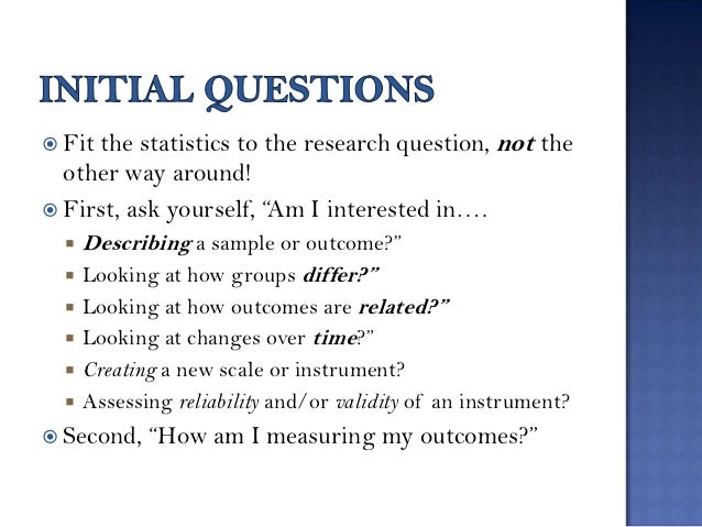 questions on statistics This article shows a sample questionnaire with insert notes for every  statistics reasoning philosophy ethics  in case you have any questions regarding the.