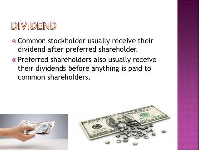 Content: Common Stock Vs Preferred Stock