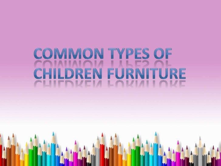 Children Tables                  Visit: TradeFord.Com