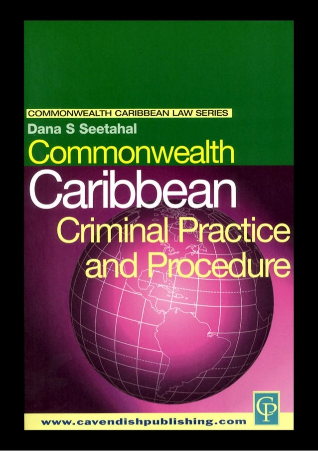 Commonwealth caribbean criminal practice and procedure 1 638gcb1421683506 commonwealth caribbean criminal practice and procedure cavendish publishing limited cpcavendish publishing limited cp lond fandeluxe Images