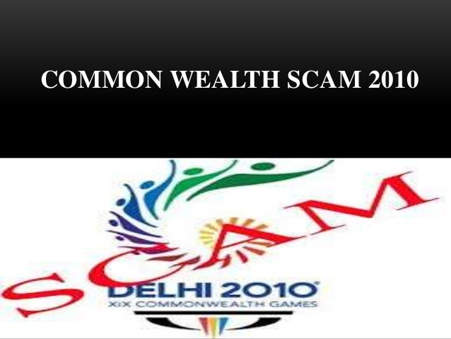 COMMON WEALTH SCAM 2010