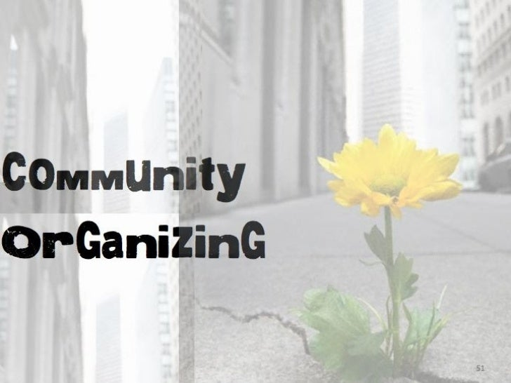 Guide to Community Organizing