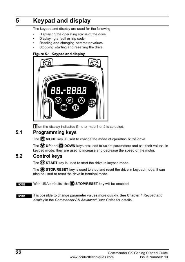 commander sk advanced user guide manual