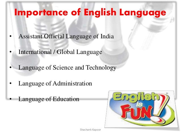 Improving your English and French