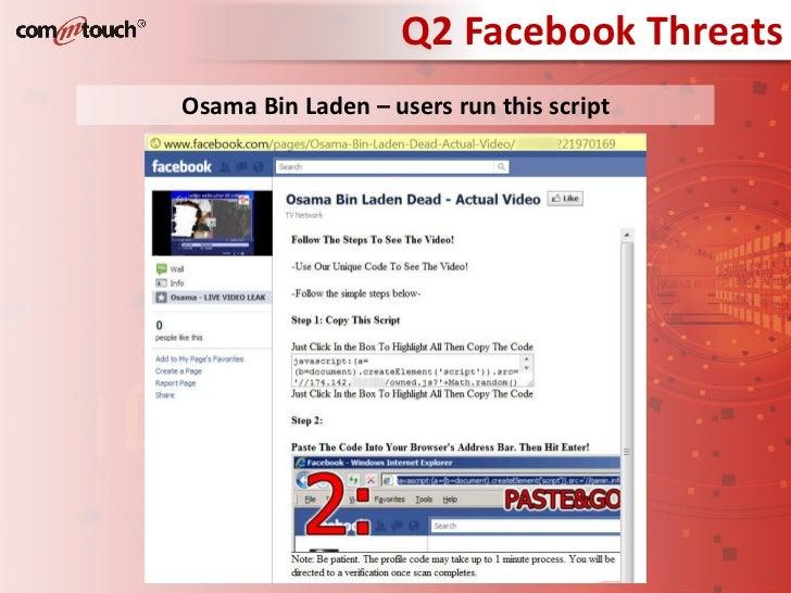 July 2011 Internet Threats Trend Report