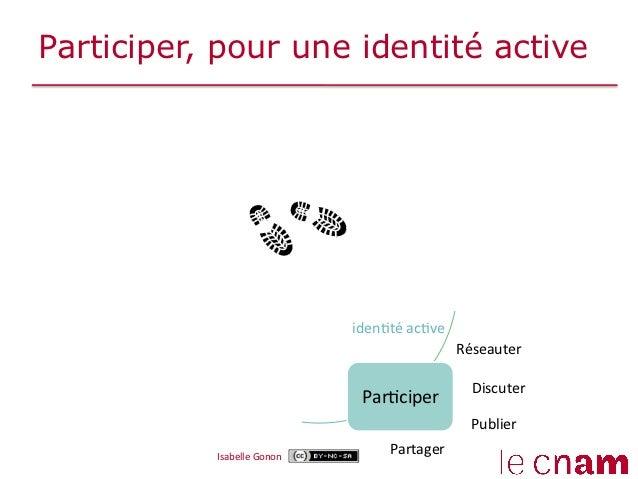 Participer, pour une identité active                                                    s'inscrire                      ...