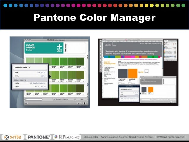 pantone color manager - Pantone Color Manager