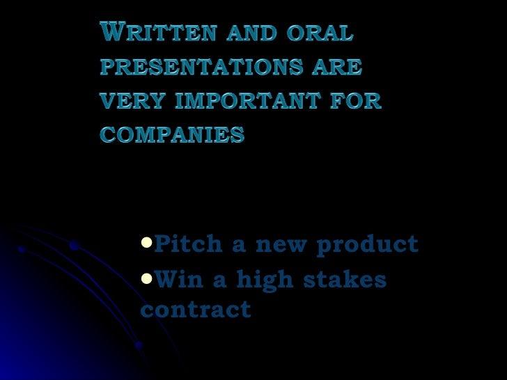 <ul><li>Pitch a new product  </li></ul><ul><li>Win a high stakes contract </li></ul>