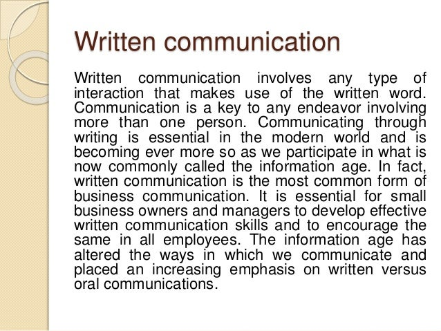 what types of communication would be most effective in persuading groups in an organization Nevertheless, these two terms refer to different communication objectives  to  be effective, communication should be complete, ie it should include all   thanks for your notes ,also you have a good notes its more  the organizational  performance directly depends on the effectiveness of the organization.