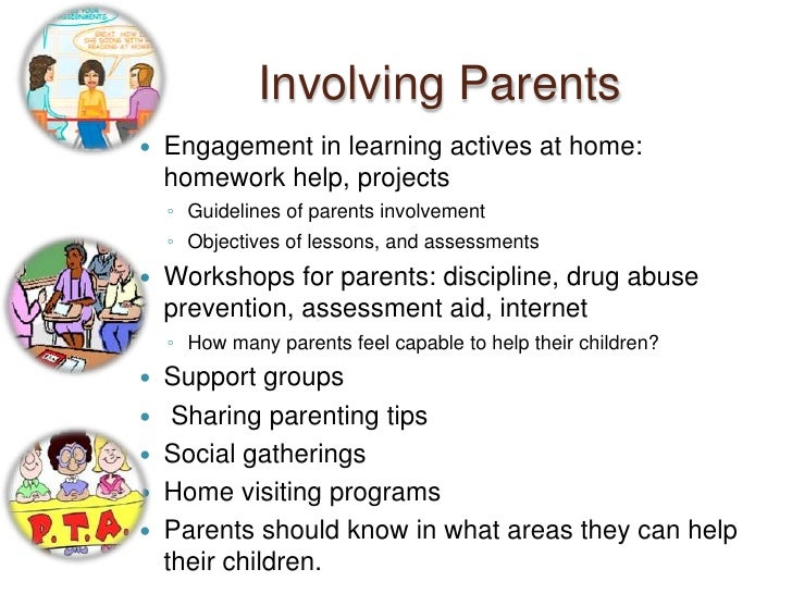 five strategies to involve parents in Welcome to the strengthening family and community engagement parents, carers involve all organisations.