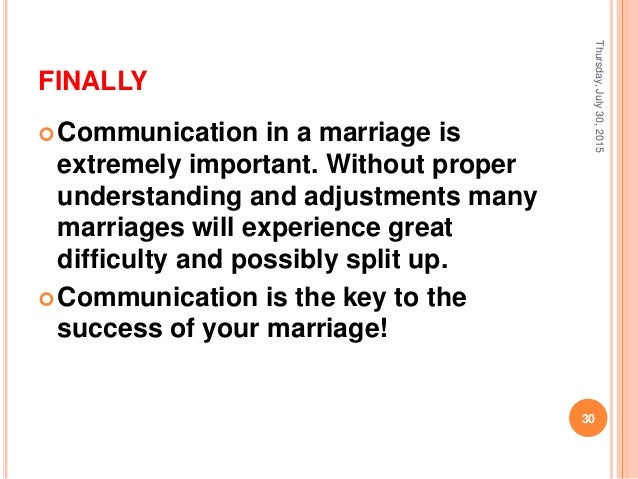 communication and your spouse Guidelines for establishing communication with your reticent husband.