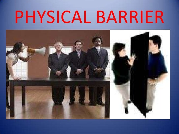 barriers to communication in the health Cdc health literacy tools for cross communication often fails and creates misunderstanding and barriers to health literacy and other communication.