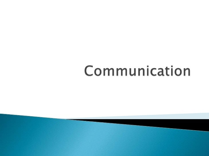    All communication includes the transfer of    information from one person to another, and    while the transfer of inf...