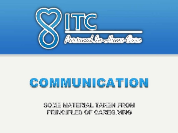 THE COMMUNICATION PROCESS  VERBAL AND NON-VERBAL COMMUNICATION   COMMUNICATION BARRIERS   COMMUNICATION STYLES   RESPECTFU...