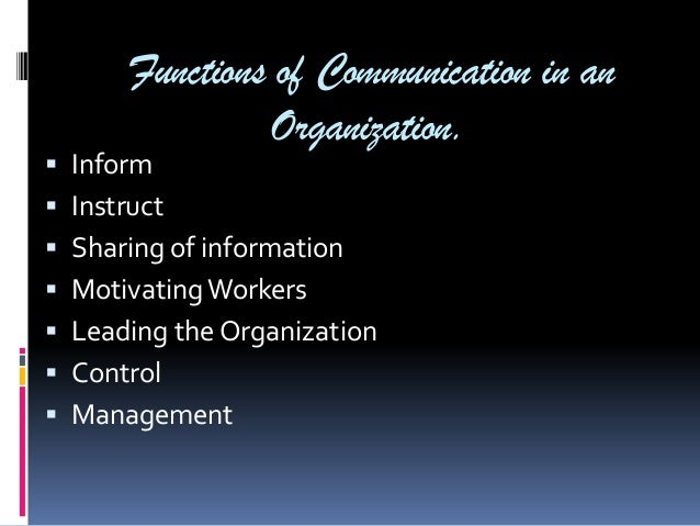Communication - Process & Definition Power Point Presentation