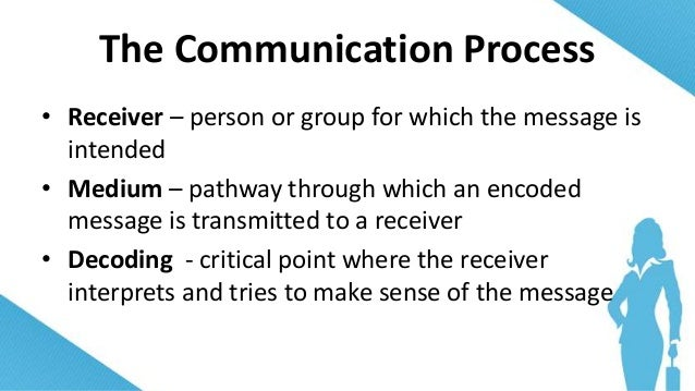 communication process paper Communication plays a crucial role in health and social care the effectiveness of communication process and reflects the use of information and communication in promoting good practice in communication in health and social care settings essay on communication in.