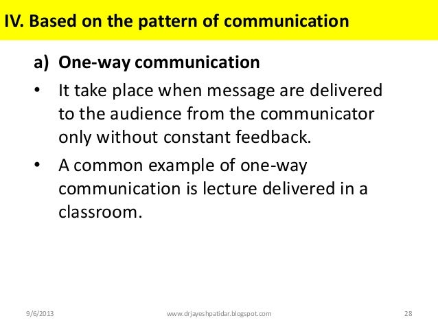 two way communication health promotion