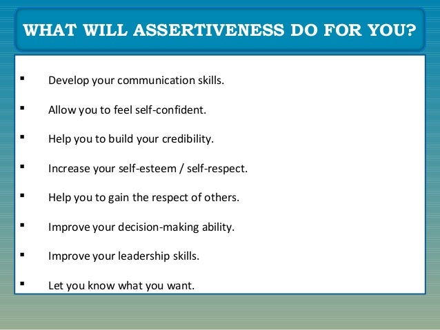 what do you need to develop your leadership skills