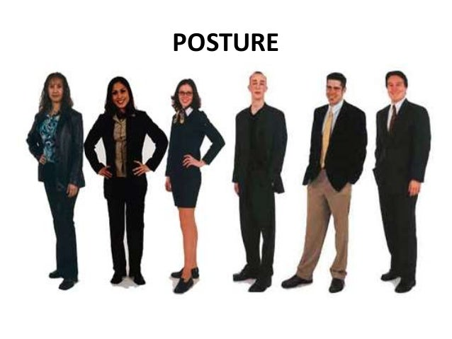 Standing with hands in pockets body language