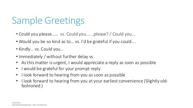 Professional email greetings professional email for Professional greetings for cover letters