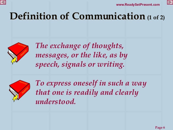 essay on modes of communication