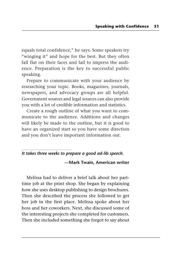 describe good communication skills