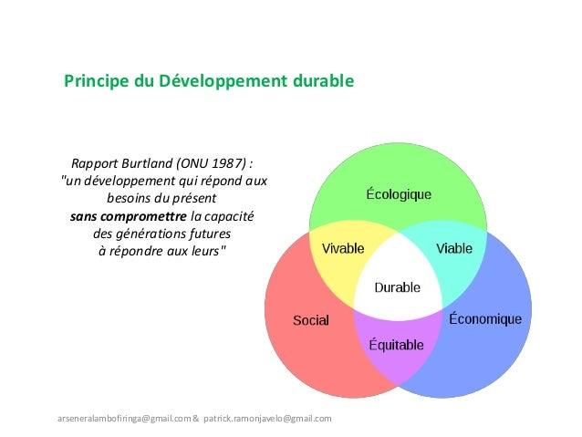 Inclure le développement durable dans la formation professionnelle du secteur tourisme Slide 2