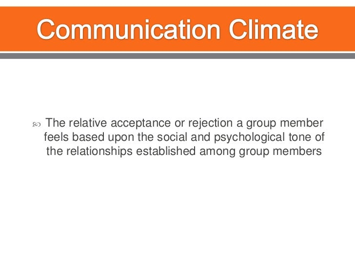 communication climates Communication and adaptation for climate change in ireland: an integrated  approach (cocoadapt) climate change research programme (ccrp) 2007 -.