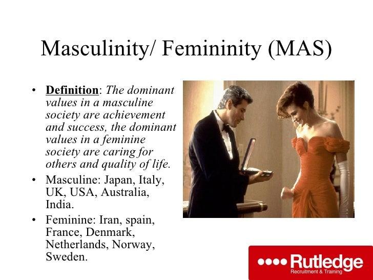 High Quality ... 14. Masculinity/ Femininity ...
