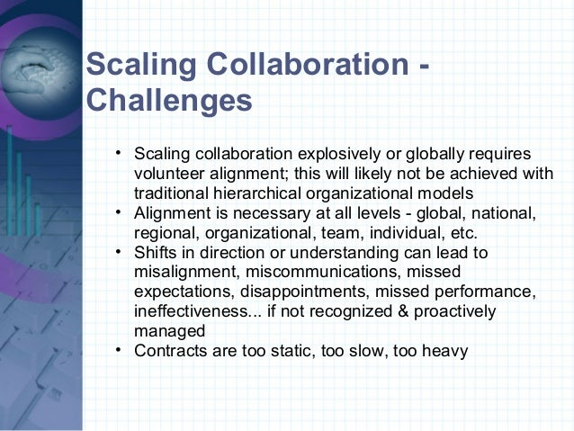 CCC: Communication and Commitment to Collaborate Slide 2