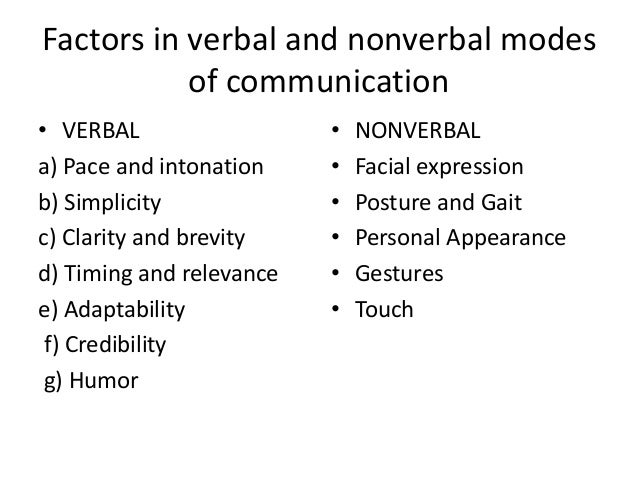 factors of communication Factors of effective communication - when we make a presentation we employ  words, ideas and inner thoughts in choosing the words we use.