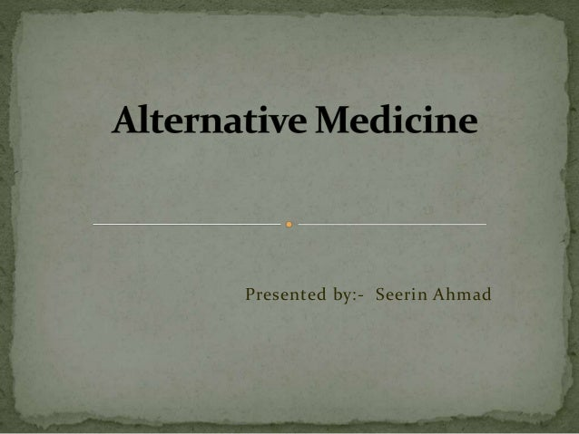 Presented by:- Seerin Ahmad