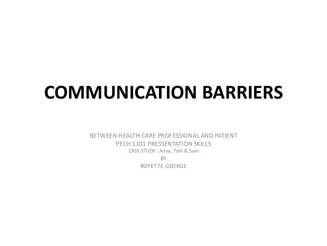 Principles of Communication in Nursing - Study.com
