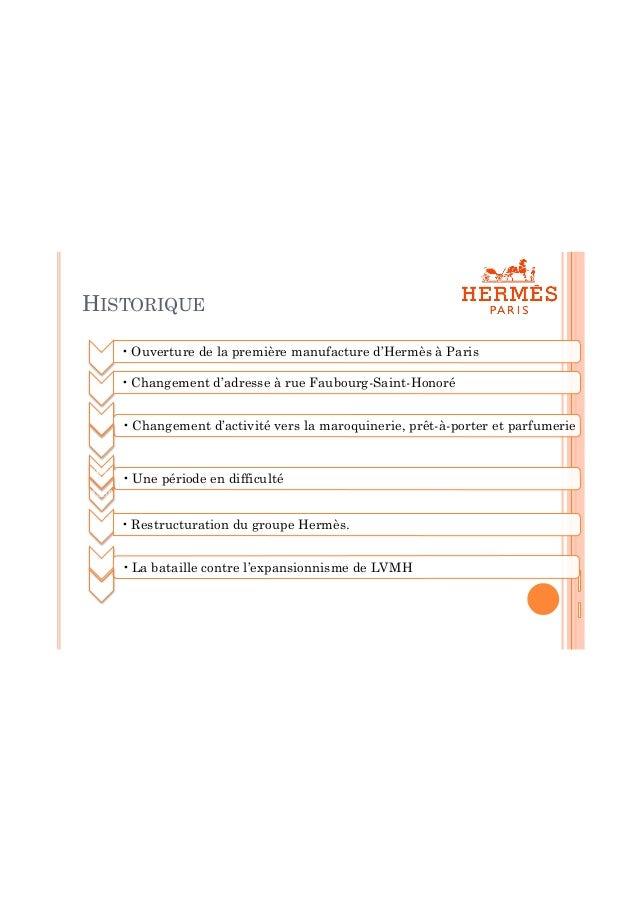 Hermès' marketing strategy revealed